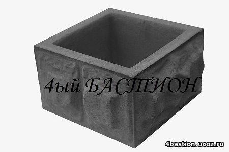 Блок Столба Скол Камня БС скол-40