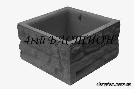 Блок Столба Сланец БС Сланец - 30