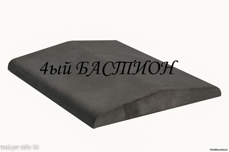 Крышка забора, парапета двухскатнаяКЗ-40.35 классика-40