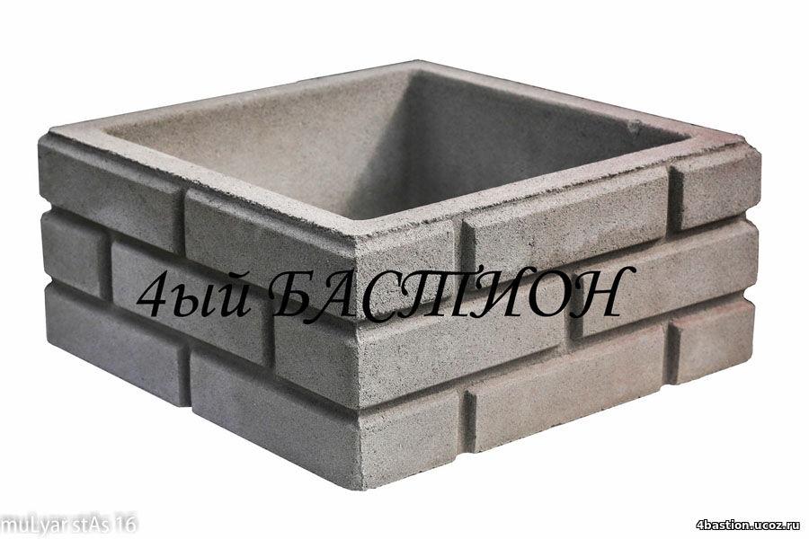 Блок столба БС Кирпич