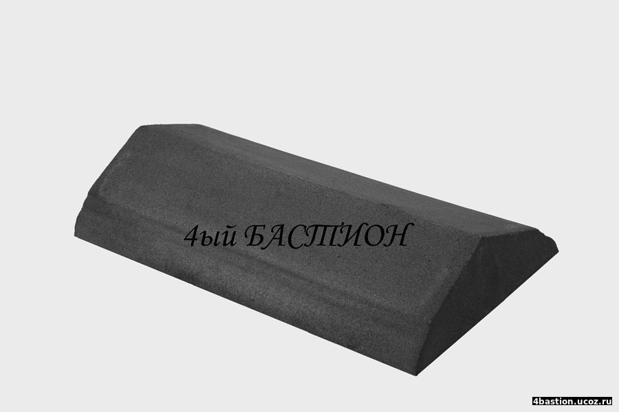 Крышка забора, парапета двухскатнаяКЗ-40.20с карнизом